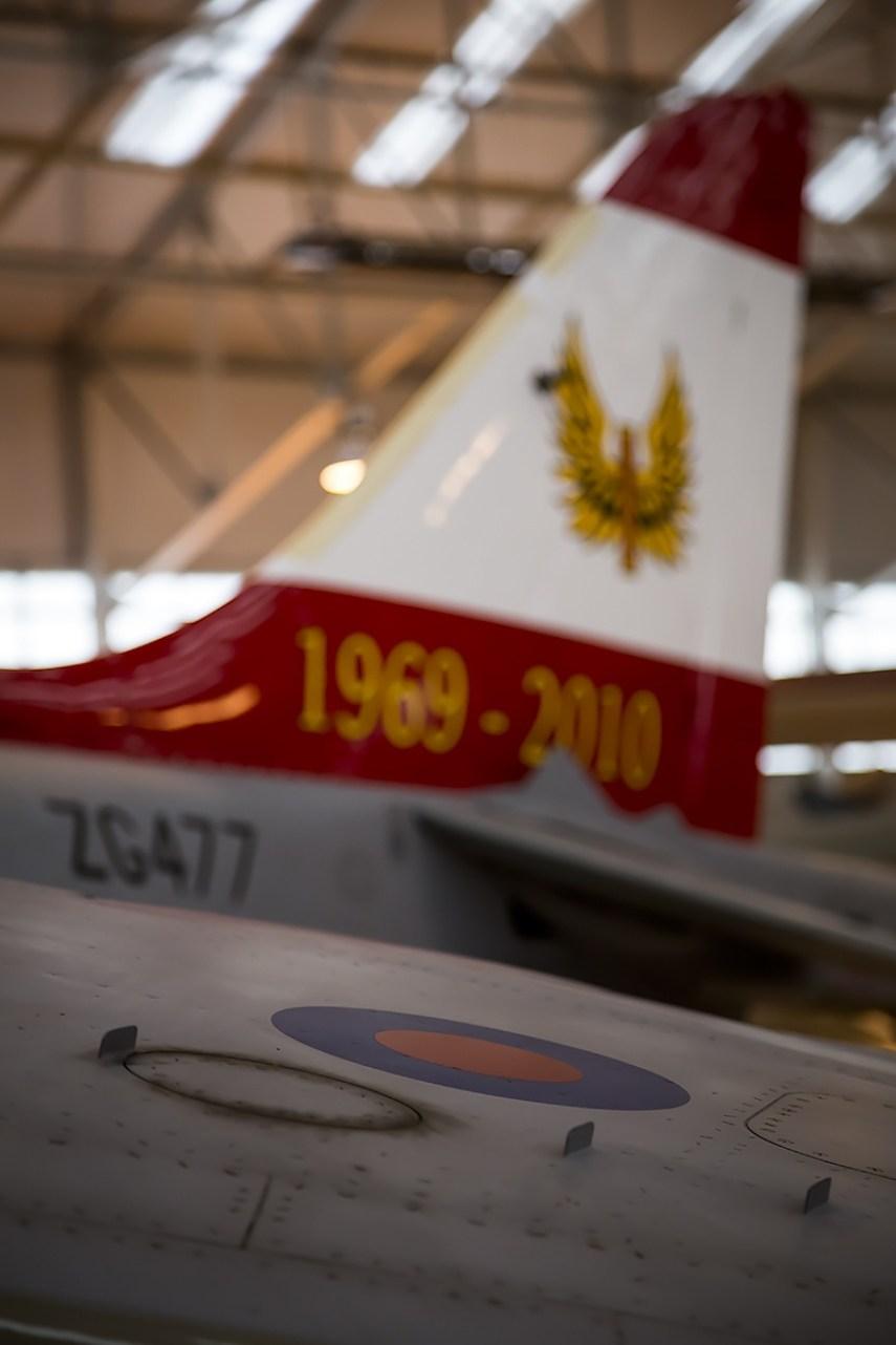 © Adam Duffield • BAe Harrier GR9a ZG477 • RAFM Cosford