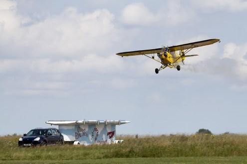 © Adam Duffield • Brendan O'Briens Flying Circus • Old Buckenham Airshow 2014