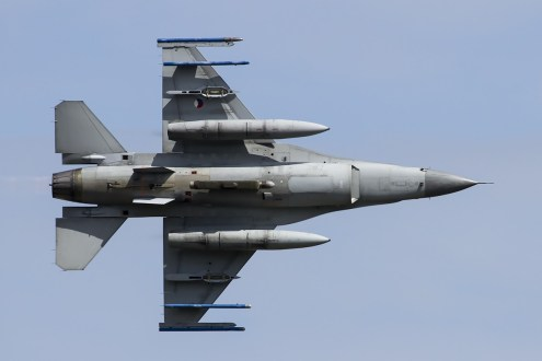 © Adam Duffield • RNLAF F-16AM • Luchtmachtdagen 2014