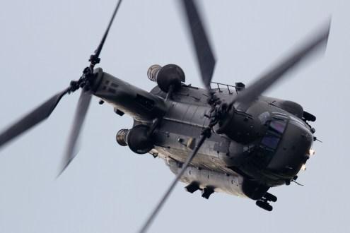 © Mic Lovering • RAF Chinook • RAF Cosford Air Show 2015