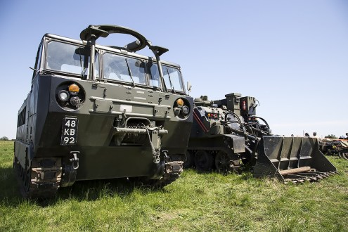 © Adam Duffield • Military Vehicle display • Old Buckenham Airshow 2014