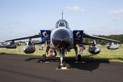 © Adam Duffield • German Air Force Tornado IDS 45+57 • Luchtmachtdagen 2014