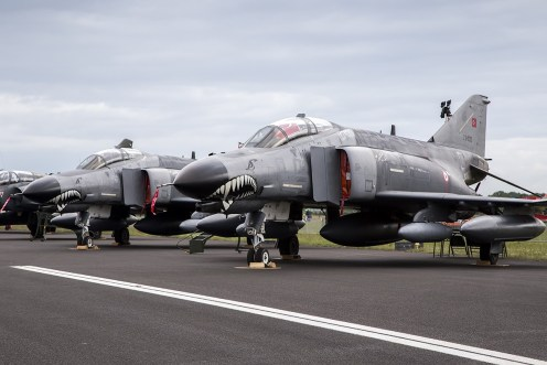 © Adam Duffield • Turkish Air Force F-4E 73-1020 • Luchtmachtdagen 2014