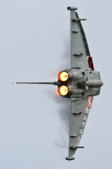 © Ben Montgomery • Eurofighter Typhoon FGR4 ZK353 • Duxford VE Day 70th Anniversary Airshow