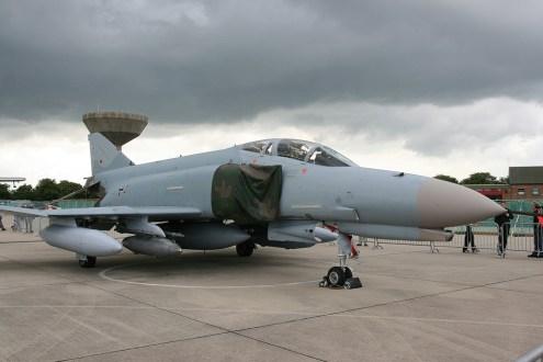 © Mark Graham - German Air Force • McDonnell Douglas F-4 Phantom • RAF Yeovilton, UK