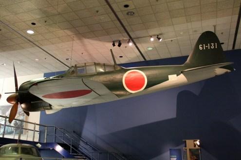 © Michael Lovering • Mitsubishi A6M5 Zero • Smithsonian Air & Space - Washington DC