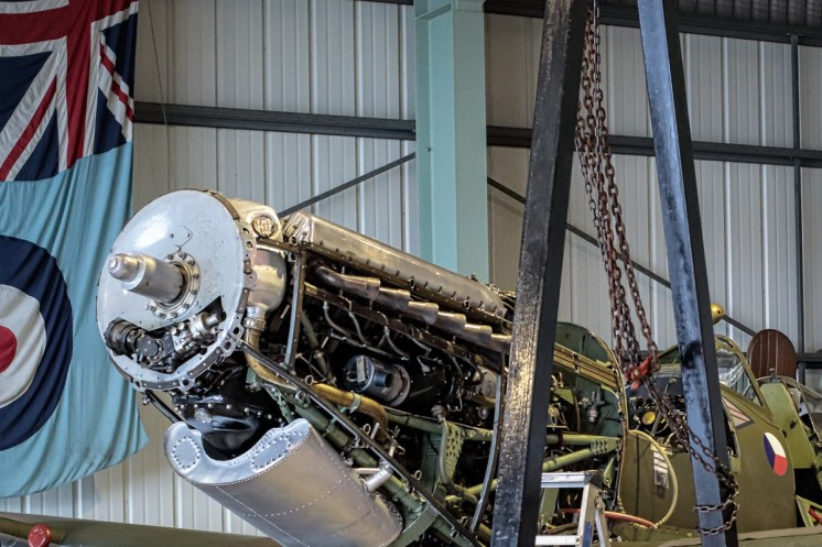 © Paul Smith • BHHH Restoration Projects • Biggin Hill Heritage Hangar Nightshoot