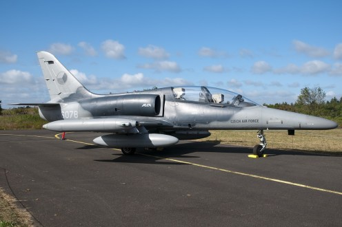 © Duncan Monk • Czech Air Force L-159 Alca 6078 • RDAF Karup Airshow 2014