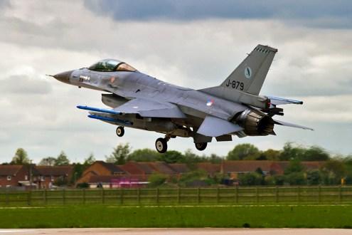 © Craig Sluman - Royal Netherlands Air Force • Fokker F-16AM Fighting Falcon • 3 Squadron 100th Anniversary