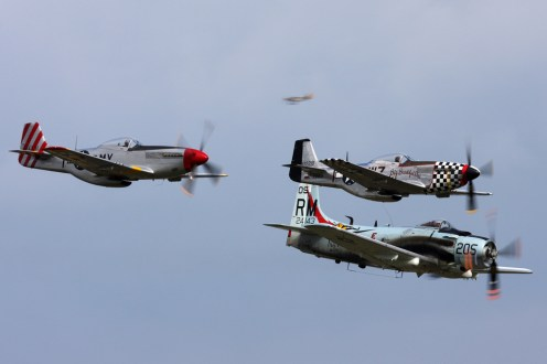 © Ben Montgomery • Balbo Formation • Duxford Flying Legends 2011