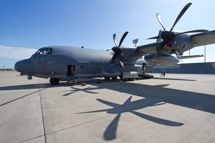 © Ben Montgomery - Lockheed Martin MC-130J Commando II • 67th Special Operations Squadron • 352nd SOG Expansion