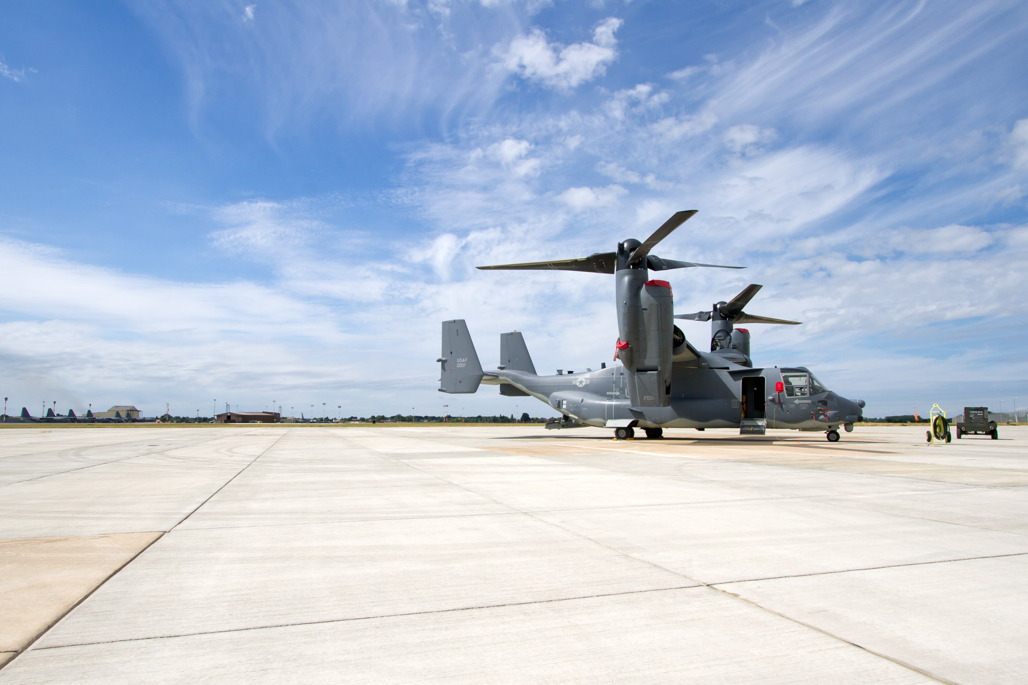 © Ben Montgomery • CV-22B Osprey 11-0057 • 352nd Special Operations Wing