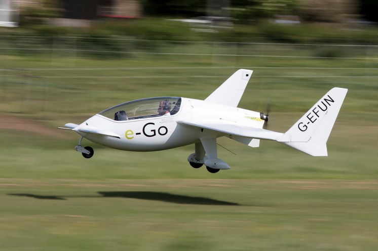 © Adam Duffield • e-Go G-EFUN • Shuttleworth LAA Party in the Park
