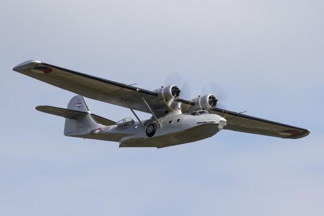 © Adam Duffield • PBY-5 Catalina 16-218/PH-PBY • Luchtmachtdagen 2014