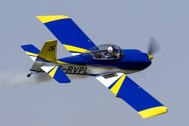 © Adam Duffield • Vans RV8 G-RVPL • Old Buckenham Airshow 2014