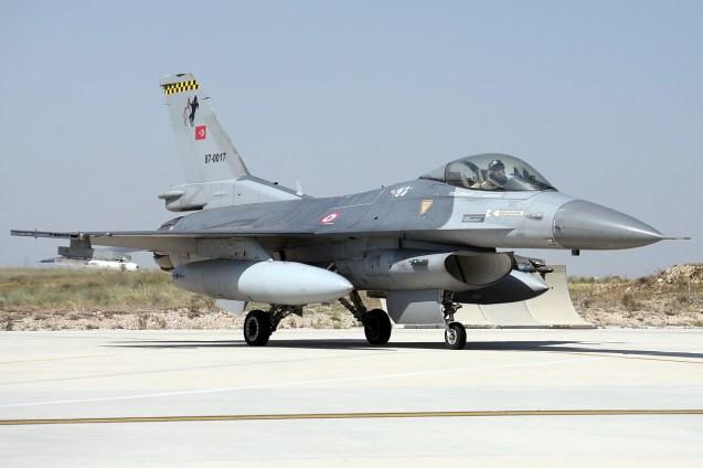 © Mark Kwiatkowski • TuAF F-16C 87-0017 • Anatolian Eagle 2014