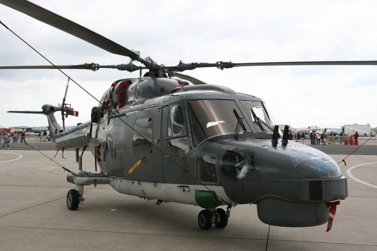 © Mark Graham - German Navy • Westland Lynx Mk.88A • RAF Yeovilton, UK