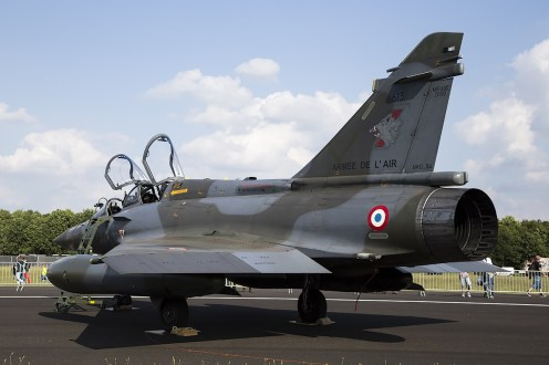© Adam Duffield • French Air Force Dassault Mirage 2000D 613/133-MO • Luchtmachtdagen 2014