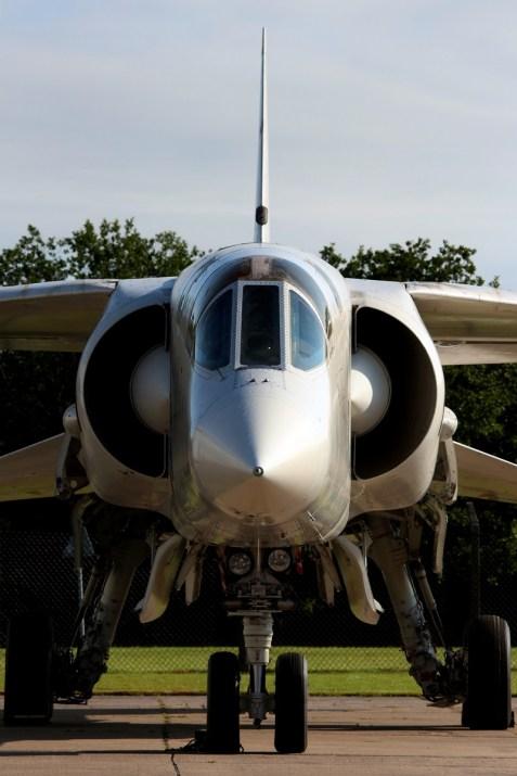 © Jamie Ewan • BAC TSR2 • RAF Cosford Air Show 2015