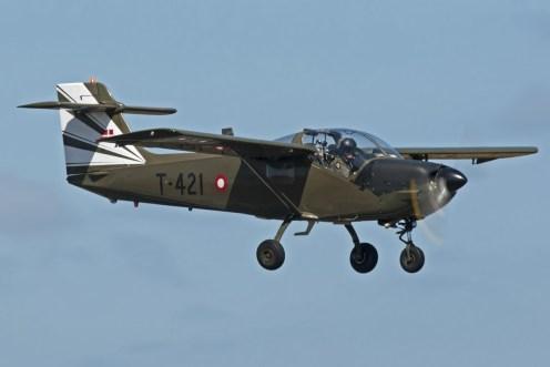 © Duncan Monk • SAAB T-17 Supporter • RDAF Karup Airshow 2014