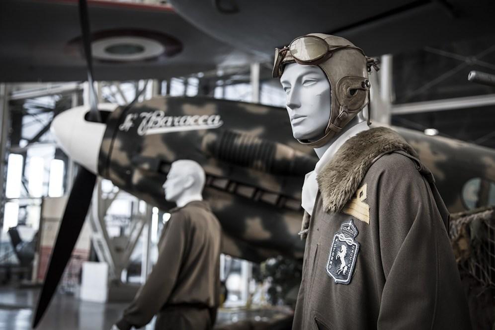 © Adam Duffield • Italian Air Force Museum