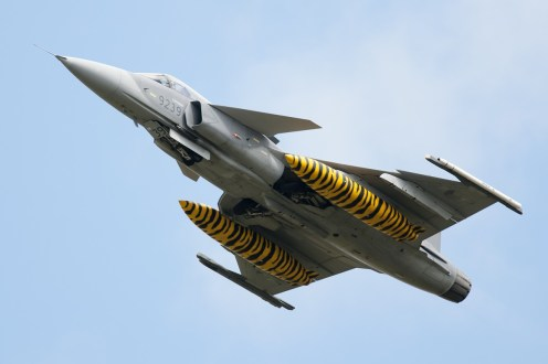 © Duncan Monk • Czech Air Force SAAB Gripen • NATO Tiger Meet 2014