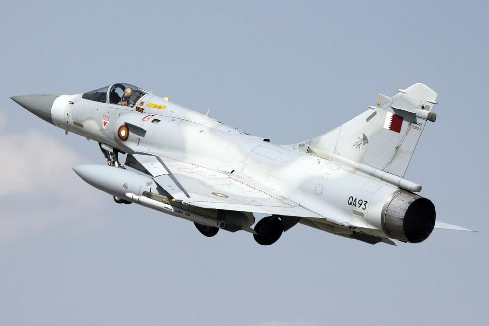 © Mark Kwiatkowski • Mirage 2000-5 QA93 • Anatolian Eagle 2014