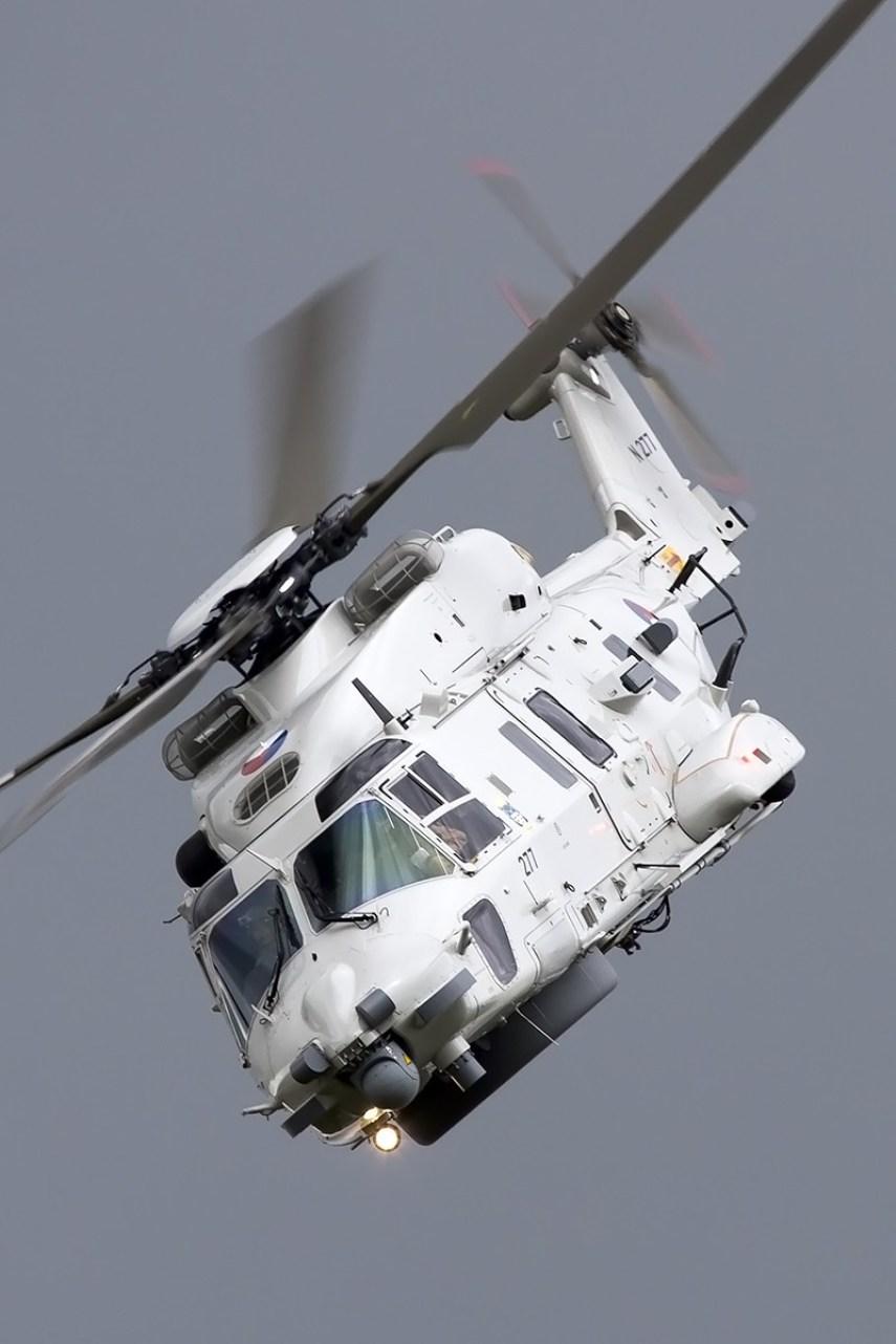 © Adam Duffield • NH Industries NH-90 N-277 • Luchtmachtdagen 2014