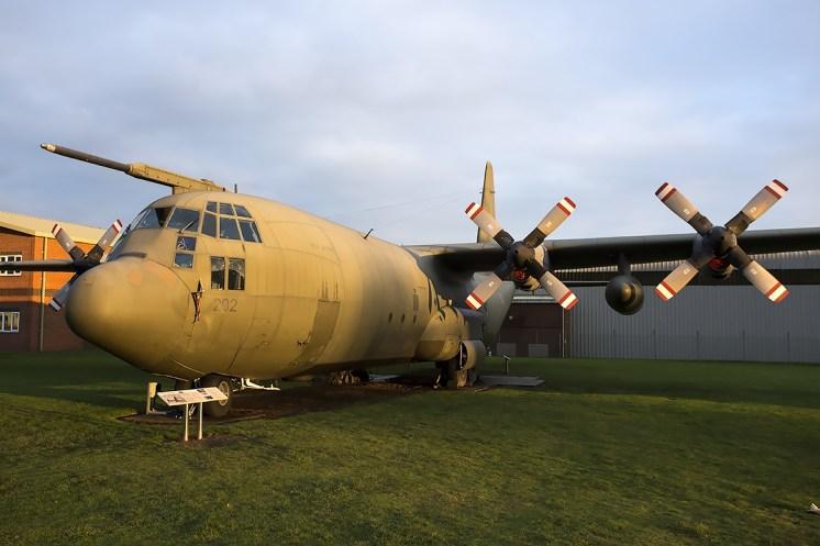 © Adam Duffield • Lockheed C-130K XV202 • RAFM Cosford
