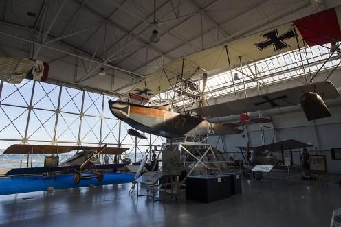 © Adam Duffield • Hangar Troster • Italian Air Force Museum