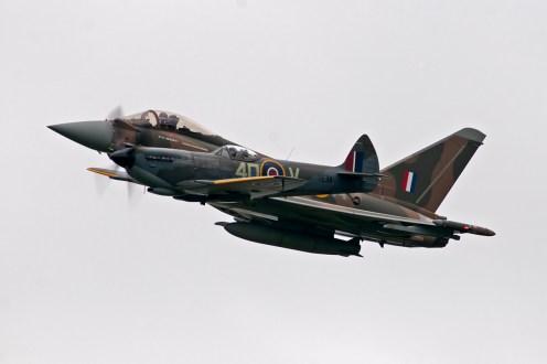 © Duncan Monk • Battle of Britain 75th Synchro Pair • Abingdon Air & Country Show 2015