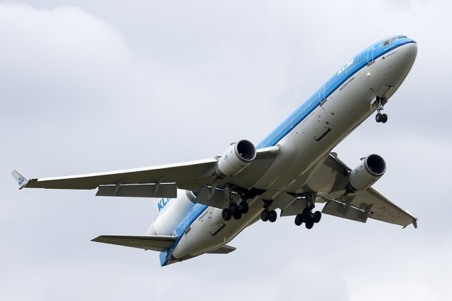 © Adam Duffield • KLM MD-11 PH-KCE • Luchtmachtdagen 2014