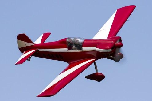 © Adam Duffield • Taylor JT-2 Titch G-BKWD • Old Buckenham Airshow 2014