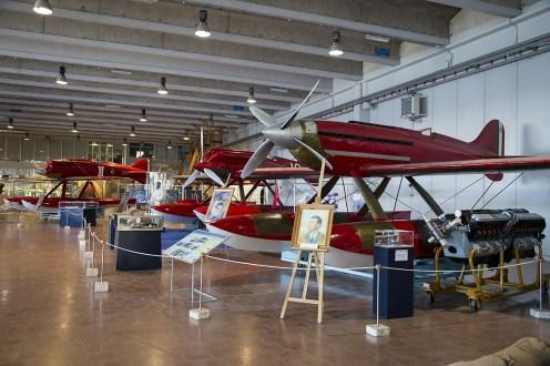 © Adam Duffield • Macchi Schneider Trophy Entrants • Italian Air Force Museum