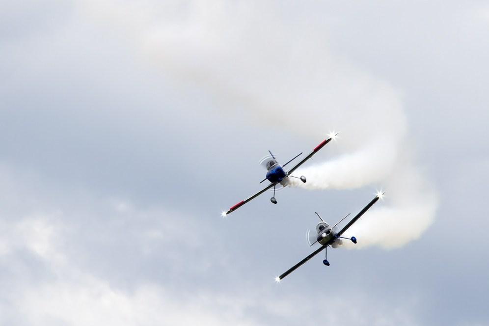 © Adam Duffield • RV8tors display team • Old Buckenham Airshow 2014