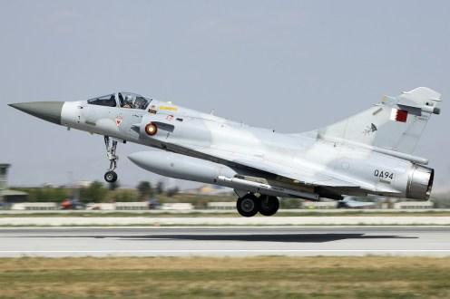 © Mark Kwiatkowski • Mirage 2000-5 QA94 • Anatolian Eagle 2014