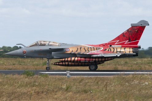 © Duncan Monk • French Air Force Rafale Special • NATO Tiger Meet 2014