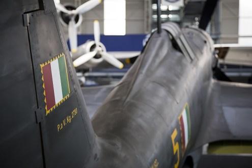 © Adam Duffield • Fiat G-55 • Italian Air Force Museum