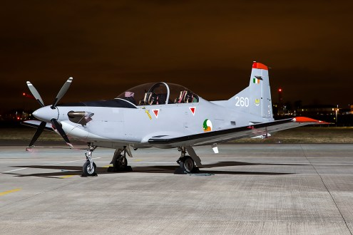 © Adam Duffield • Pilatus PC-9M • Northolt Nightshoot XVIIII