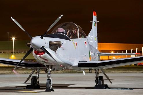 © Adam Duffield • Pilatus PC-9M • Northolt Nightshoot XVIIII
