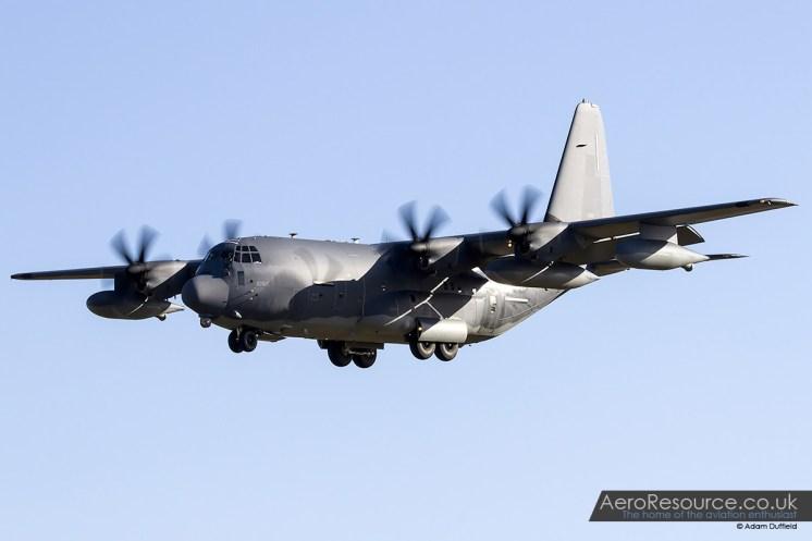 © Adam Duffield • MC-130J Commando II 12-5757 • 352nd Special Operations Wing