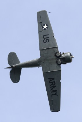 © Adam Duffield • North American Aviation AT-6D 8084/LN-AMY • Abingdon Air & Country Show 2014