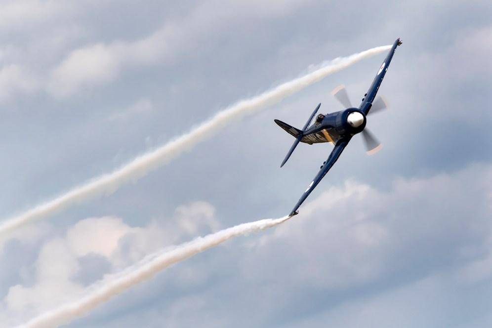 © Adam Duffield • Hawker Sea Fury FB11 F-AZXJ • Flying Legends 2015