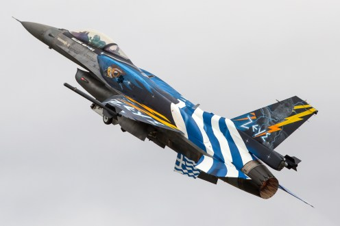 © Ben Montgomery • Hellenic Air Force F-16 • RIAT 2015