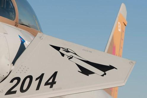 © Duncan Monk • RAF Typhoon FGR4 • RIAT 2015