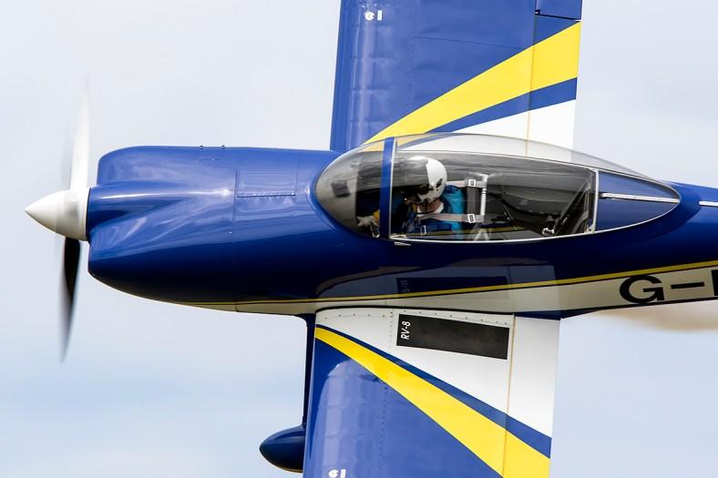 © Adam Duffield • Vans RV-8 G-RVPL • Old Buckenham Airshow 2015