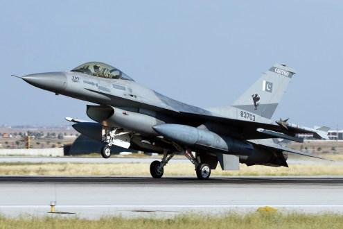 © Mark Kwiatkowski • TuAF F-16C • Anatolian Eagle 2015