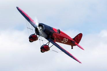 © Adam Duffield • Travel Air Mystery Ship G-TATR • Old Buckenham Airshow 2015