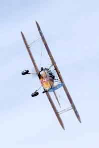 © Adam Duffield • Boeing PT-17 Stearman G-BRUJ • Old Buckenham Airshow 2015