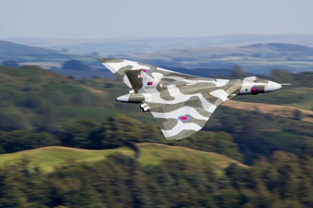© Michael Lovering • Avro Vulcan B2 XH558 • Vulcan XH558 Restoration Part 2